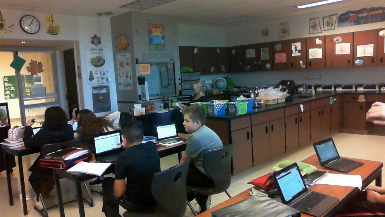 Science and Technology Mix at SJHS